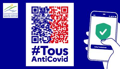 TousAntiCovid : 4 bonnes raisons de télécharger l'app