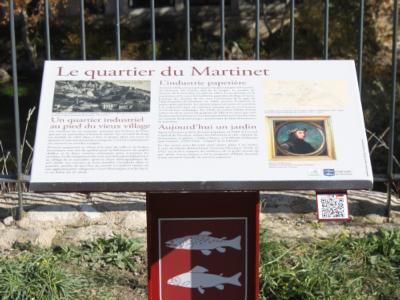18 panneaux pour interpréter le patrimoine du Pays des Sorgues et Monts de Vaucluse