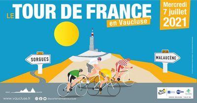 Tour de France, ne loupez pas l'étape 100% Vauclusienne