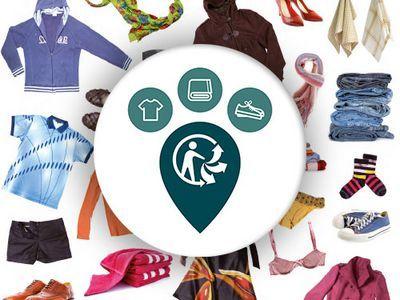Que faire de mes Textiles d'habillement, Linge de Maison et Chaussures usagés ?