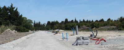 Des ombrières photovoltaïques dans la zone d'activités St-Joseph