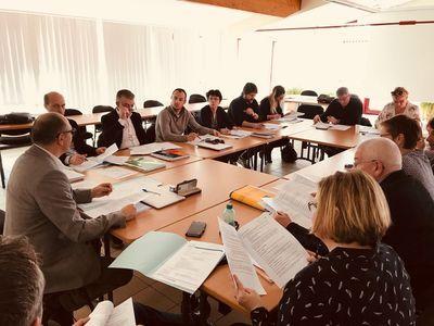 Constitution du comité directeur du futur EPIC de 21 membres
