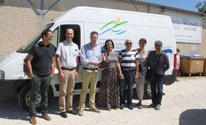 Du recyclage en partenariat avec 3 ECO