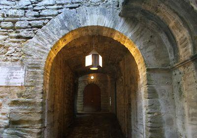 Le Château de Saumane